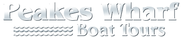 Peakes Wharf Boat Tours